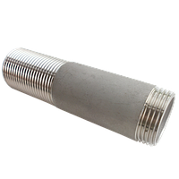 Сгон нержавеющий Ду 80 марка AISI 304 L