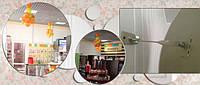 В наличии появились сферические акриловые зеркала. Новинка в Украине