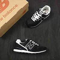 Женские кроссовки New Balance 996 черно-белые топ реплика 39 18ccb2d1b4d0a