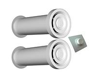 Рекуператор приточновытяжной для частного дома и квартиры  REVENTA RV-2.1 комплект.