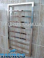 Prestige 8 шириной 400 мм. (узкий)  полотенцесушитель для ванной комнаты .