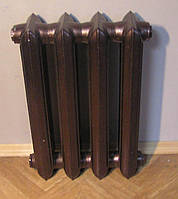 Чугунный радиатор МС 140 -500 с порошковым покрытием