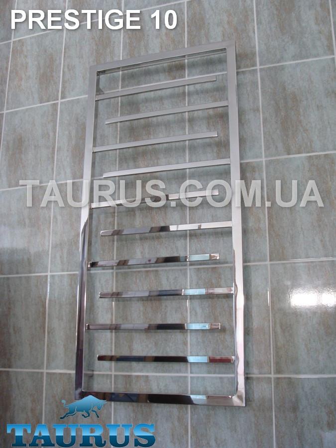 Купить полотенцесушитель Prestige 10 /1150x450 водяной, электро или комбинированный. Н/ж сталь