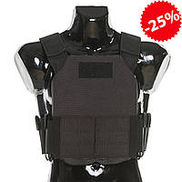 Бронежилет Phantom Plate Carrier, цвет: Black