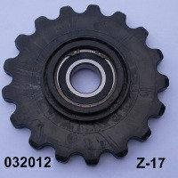 Звездочка Z=17 Geringhoff 032012