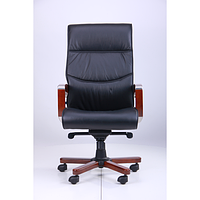 Кресло Монтана НВ, Кожа Черная (619-B+PVC) (AMF-ТМ)