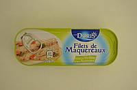Филе скумбрии маринованное в белом вине Les Doris 169 г