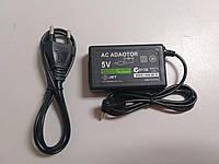 Блок живлення Блок питания ЗУ Sony PSP 1000 2000 3000 зарядка