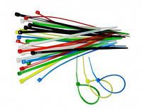 Набор цветных затяжных ремешков 2.5х150 мм, 30 шт
