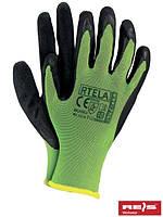 Рабочие латексные перчатки Reis Польша RTELA LB