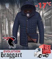 Куртка стеганая мужская мех