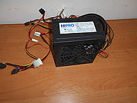 Блок питания для компьютера 400W HIPRO + 6 pin
