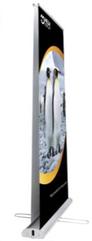 Баннерный мобильный стенд Dix-Roll-Up 105  , фото 2