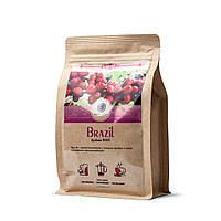 """Кофе зерновой Арабика 100% """"Бразилия"""" 250 гр"""
