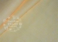 """Лоскут ткани №604а с рисунком """"Макароны"""" желто-оранжевого цвета"""