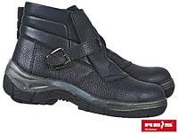 Рабочая обувь со стальным носком для сварщиков BRHOTREIS