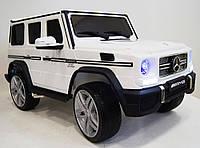 Электромобиль Джип для детей Mercedes G65 VIP M 3567EBLR-1,ЕВА колеса,Кожаное сиденье