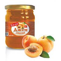 Джем абрикосовый пастеризованный высшего сорта