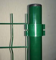 Ø 45мм, L2000 ЭКО - Столб оцинкованный с полимерным покрытием Техна-Восток