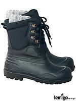 Утепленные сапоги резиновые (рабочая обувь Польша) BLPIONIER B