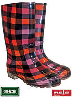 Сапоги женские резиновые (рабочая обувь) BTDCOLOR MC