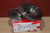 Диск тормозной ВАЗ 2110, 2111, 2112 Brembo R-13