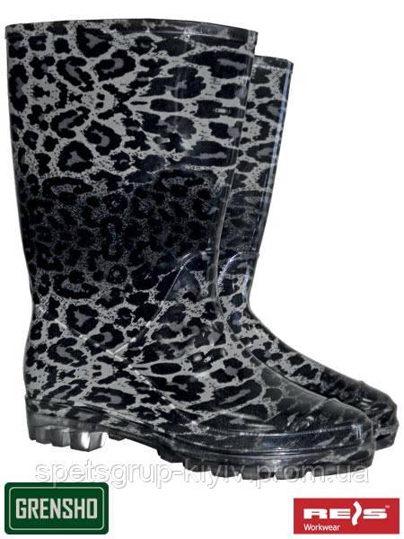 Женские ботинки из ПВХ (резиновые сапоги) BTDWILD BS - Спецгруп Київ в Киеве