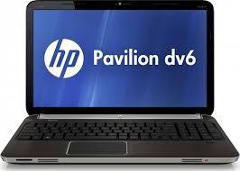 Комплексная профилактика ноутбука HP Pavillion dv6