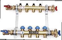 Коллектор для теплого пола Rehau HKV 11 (11 отводов)