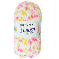 Пряжа Lanoso Hera Color 801