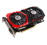 Видеокарта GeForce GTX1050 OC, MSI, GAMING, 2Gb DDR5, 128-bit, DVI/HDMI/DP, 1493/7008 MHz (GTX 1050 GAMING 2G)