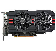 Видеокарта Radeon RX 560 OC, Asus, 4Gb DDR5, 128-bit, DVI/HDMI/DP, 1275/7000MHz, 6-pin (RX560-O4G)
