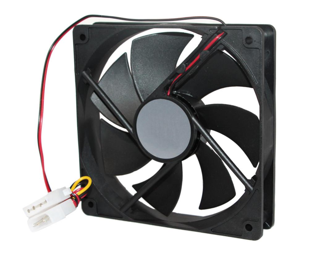 Кулер для корпуса 120 mm GTL, система охлаждения для пк, вентилятор ко