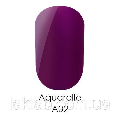 Гель-лак Naomi Aquarelle A02, 6мл