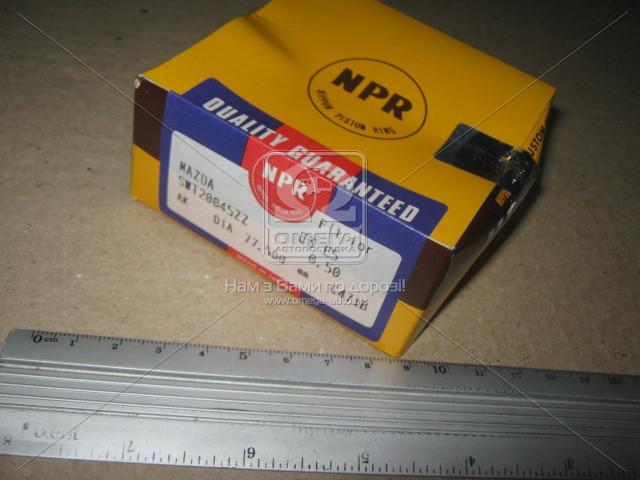 Кольца поршневые MAZDA E3/E5-2 D 77.0 1.5–2.0–4.0 на 4 цил. (пр-во NPR) SWT20-045ZZ.STD