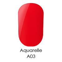 Гель-лак Naomi Aquarelle A03, 6мл