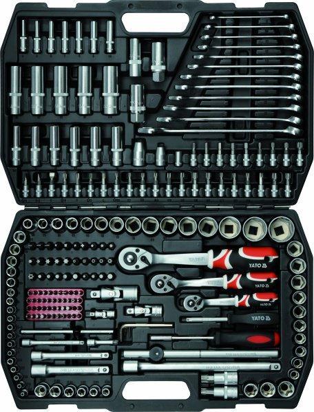 Наборы инструментов YATO YT-3884