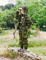 Камуфляжный костюм Лесоход для мальчиков камуфляж Мультикам Тропик