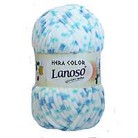 Пряжа Lanoso Hera Color 808