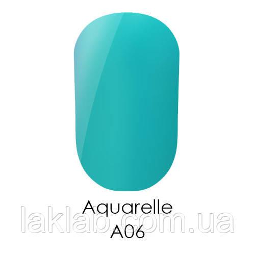 Гель-лак Naomi Aquarelle A06, 6мл