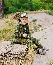 Детский камуфляж костюм для мальчиков Лесоход цвет Мультикам Тропик, фото 3
