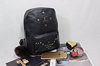 Женский рюкзак-с брелком в комплекте, в расцветках