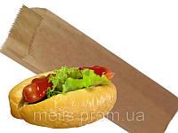 Упаковка под хот-дог, шаурма 280х90х45 мм