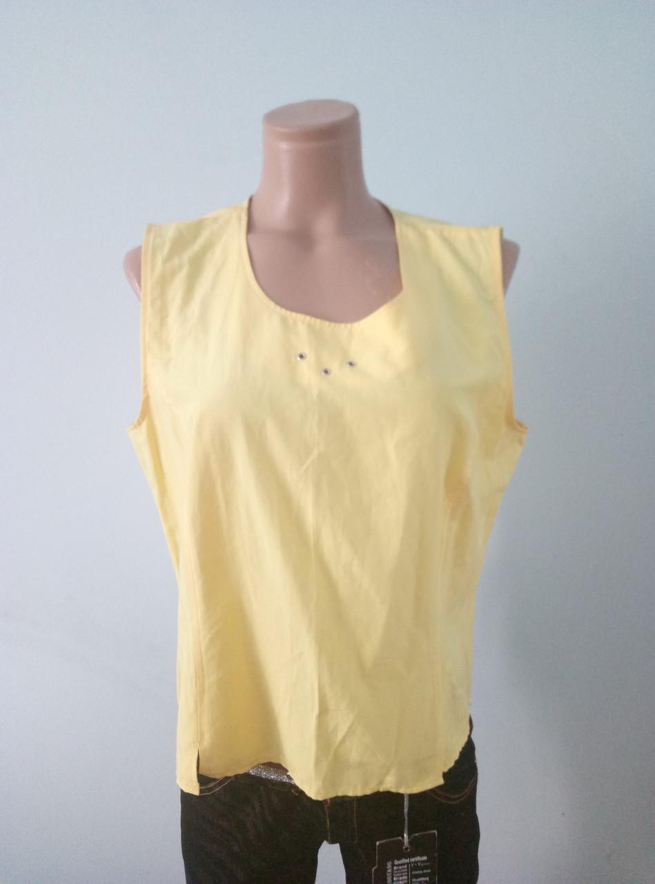 Блузка женская  большого размераNN