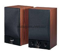 Колонки Genius SP-HF1250B wood (2.0)