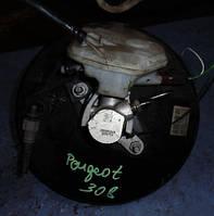 Вакуумный усилитель тормозов и сбореPeugeot3082007-20139682516580, 0204051858, 29086B0872
