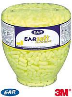 Вкладыши противошумные E-A-RSoft™ Неоновые - сменные вкладыши 3M-EARSOFT-PD02 SE