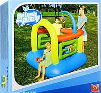 Детский надувной батут BestWay 52122 140 х 140 х 165 см