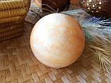Куля з каменю, кальцит, діаметр від 4 див., фото 3
