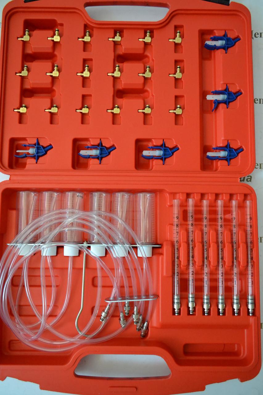 Тестер герметичності дизельних форсунок з адаптерами, фото 1